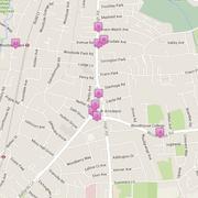 Map of N12 Walk