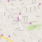 Map of N2 Walk