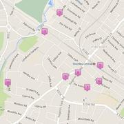 Map of N3 Walk